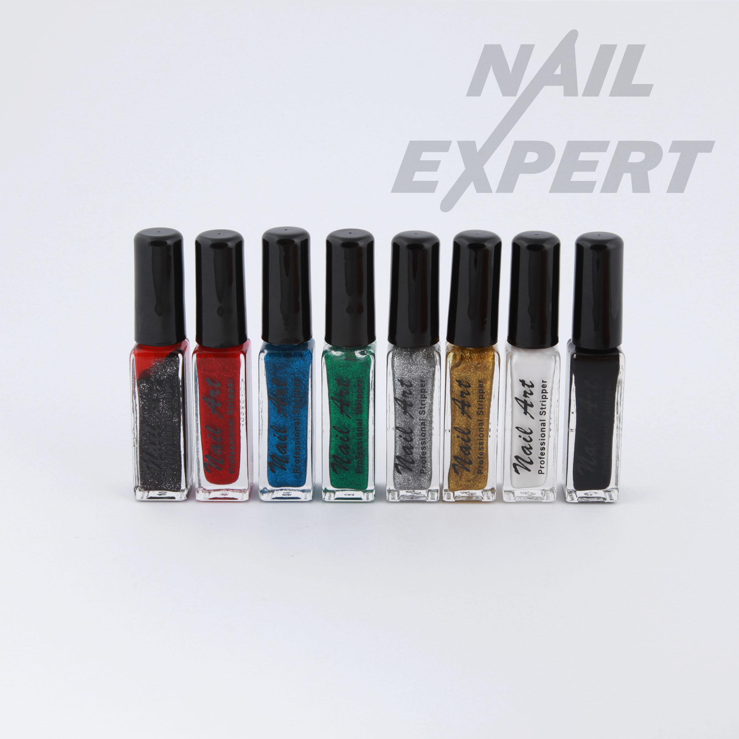 Nail Expert Zdobička 02 Černá