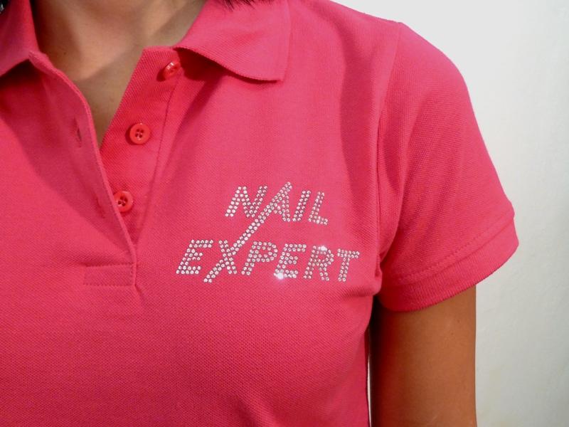 Nail Expert Tričko dámské Polo