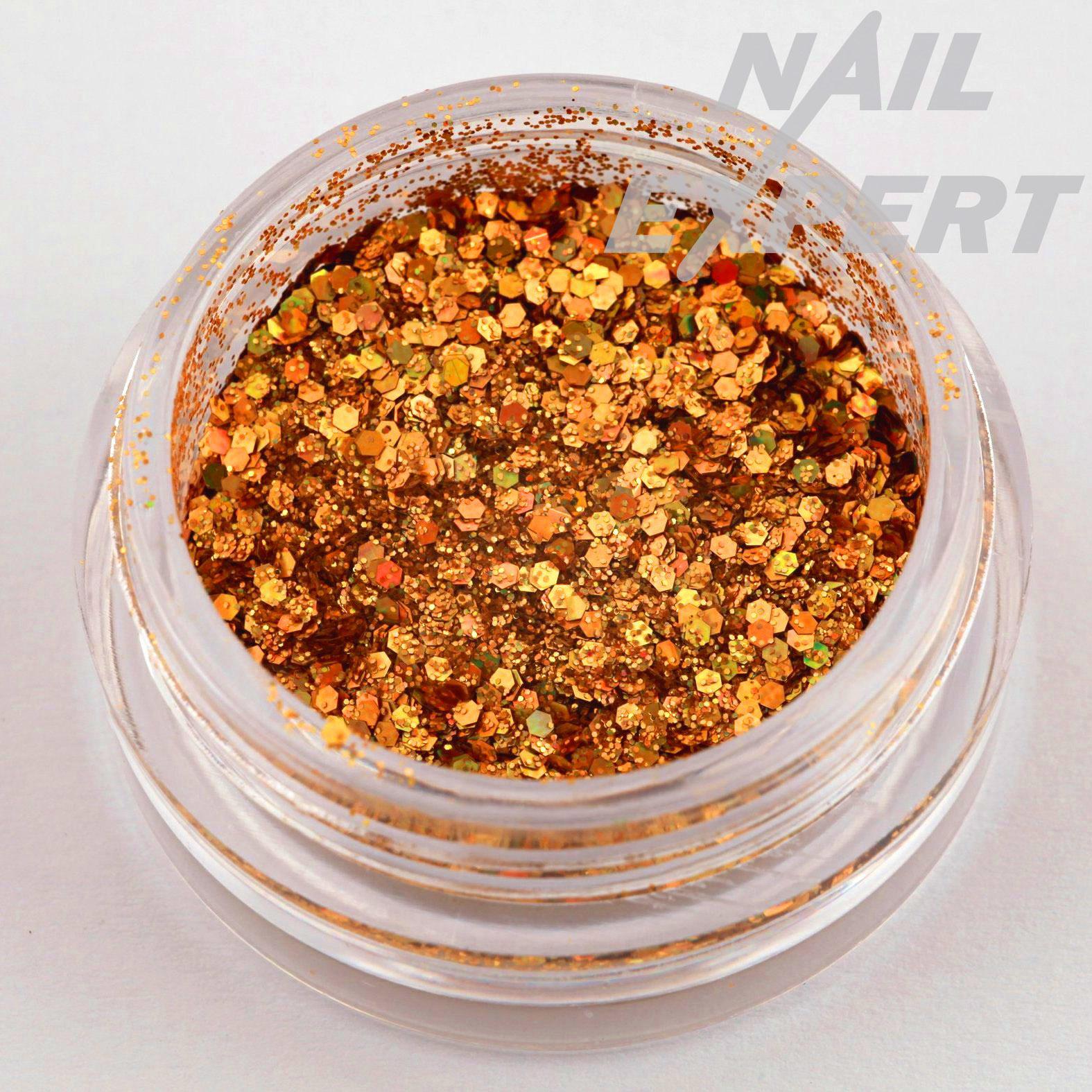 Nail Expert Sparkling glitter 1004