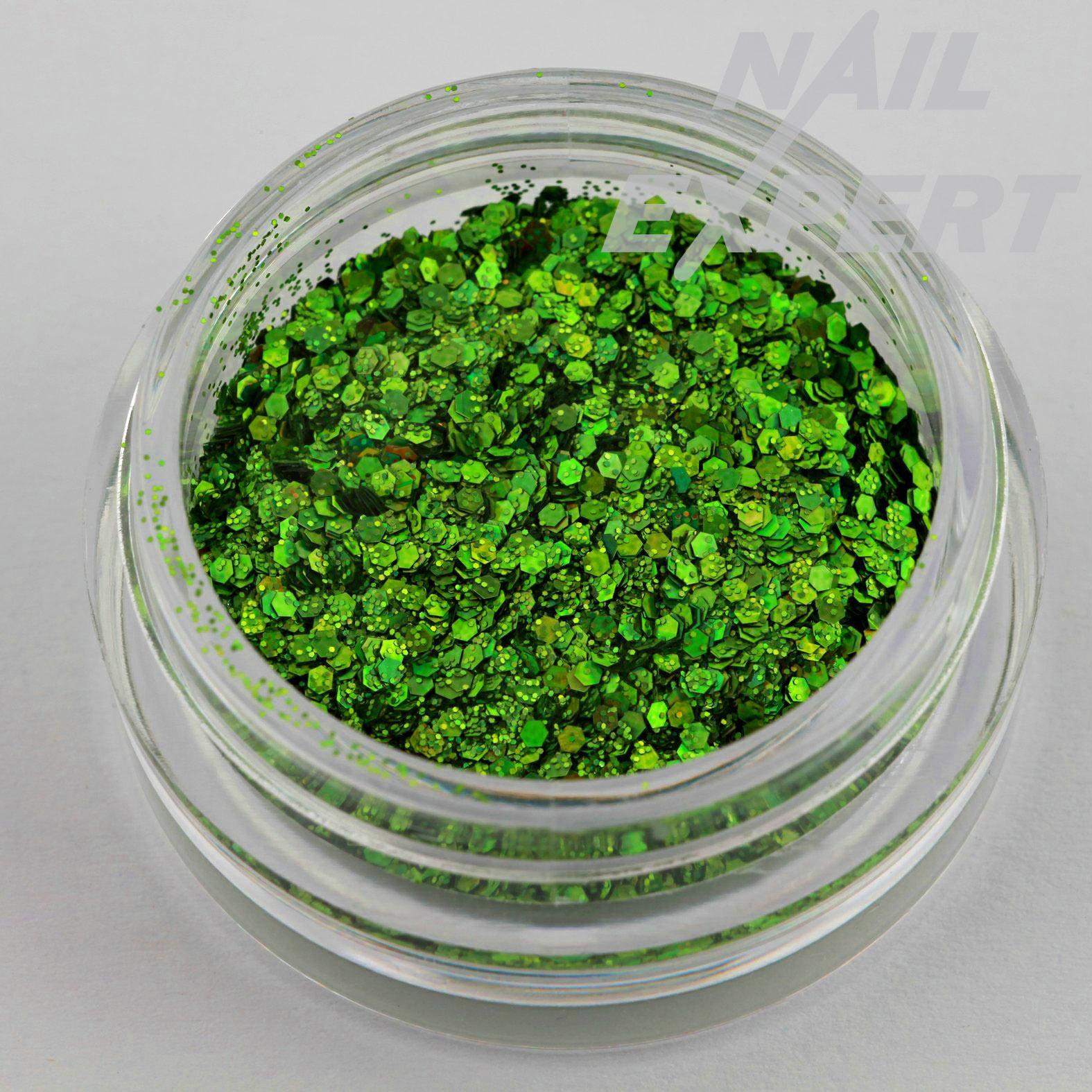 Nail Expert Sparkling glitter 1011