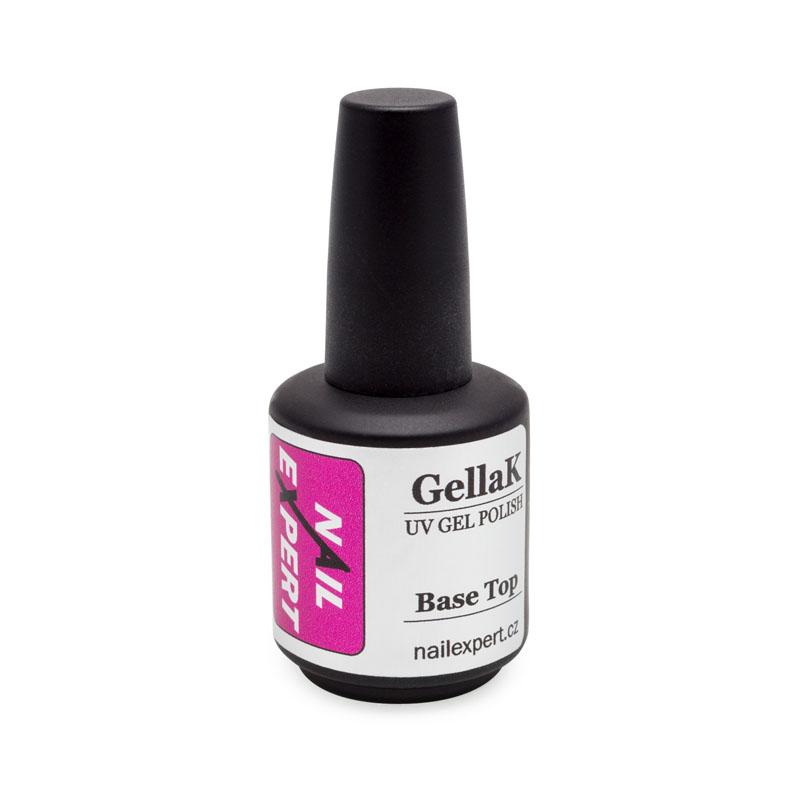 Nail Expert BASE TOP vrchní UV gel 15ml
