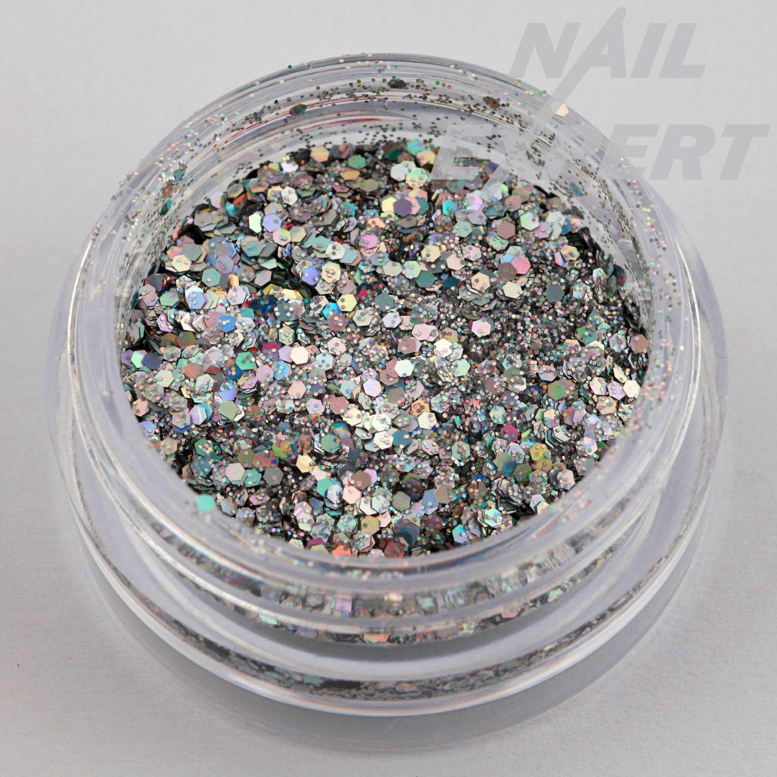 Nail Expert Sparkling glitter 1010