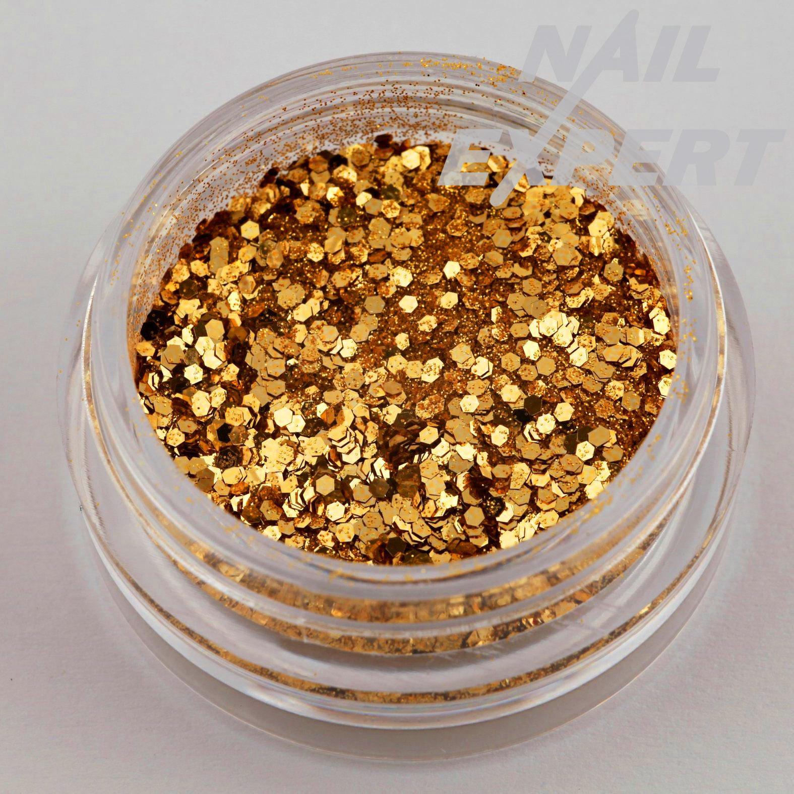 Nail Expert Sparkling glitter 1009