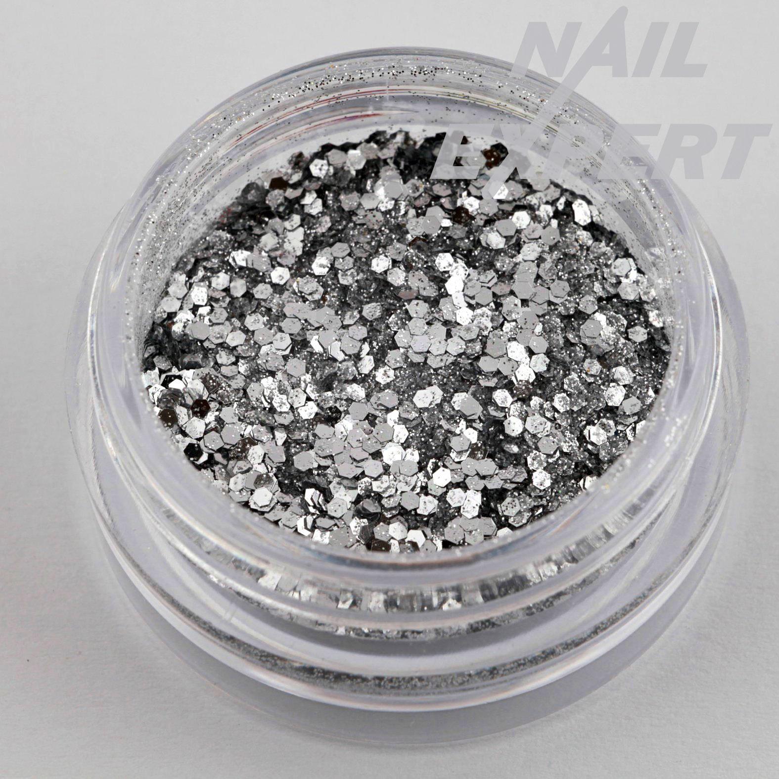 Nail Expert Sparkling glitter 1008