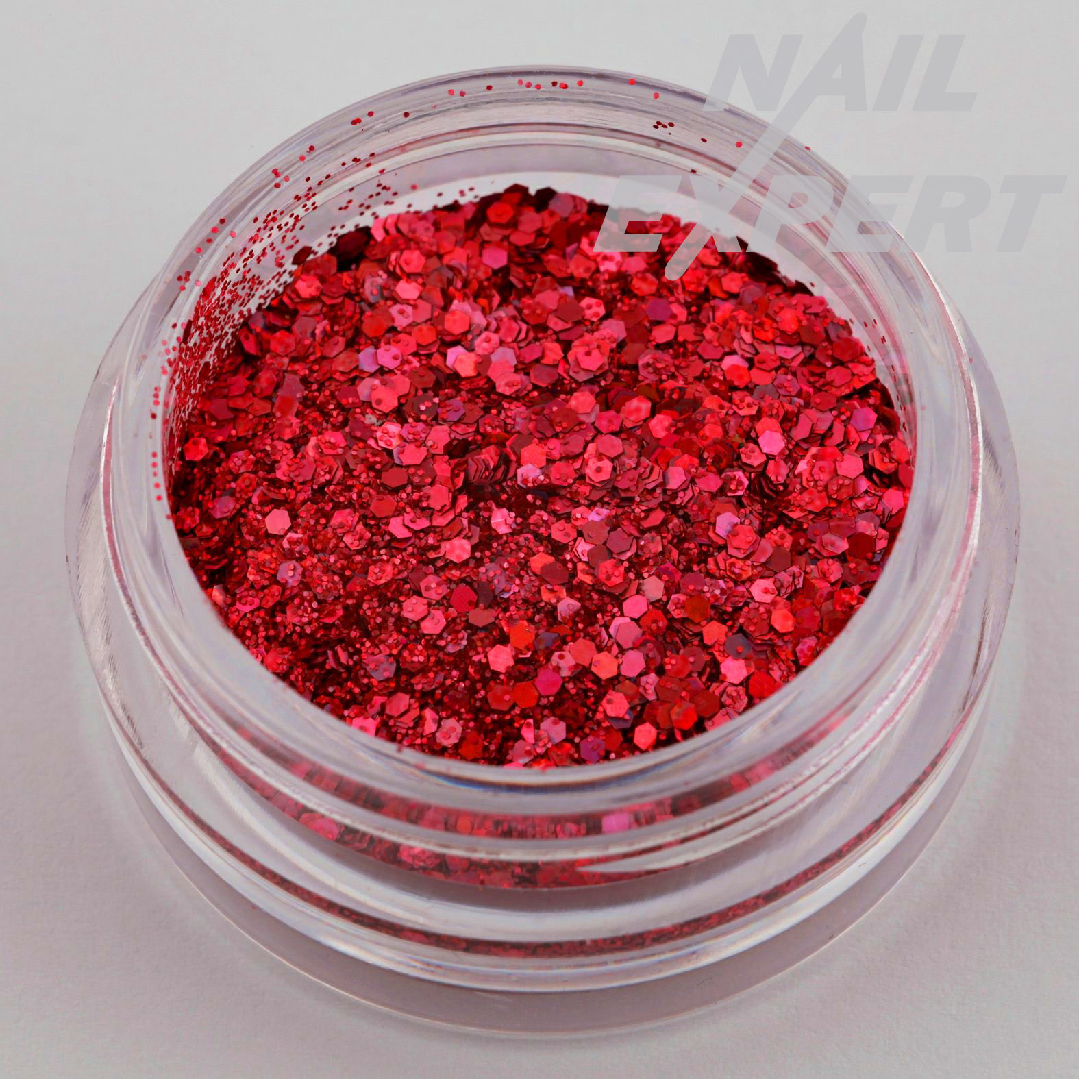 Nail Expert Sparkling glitter 1007