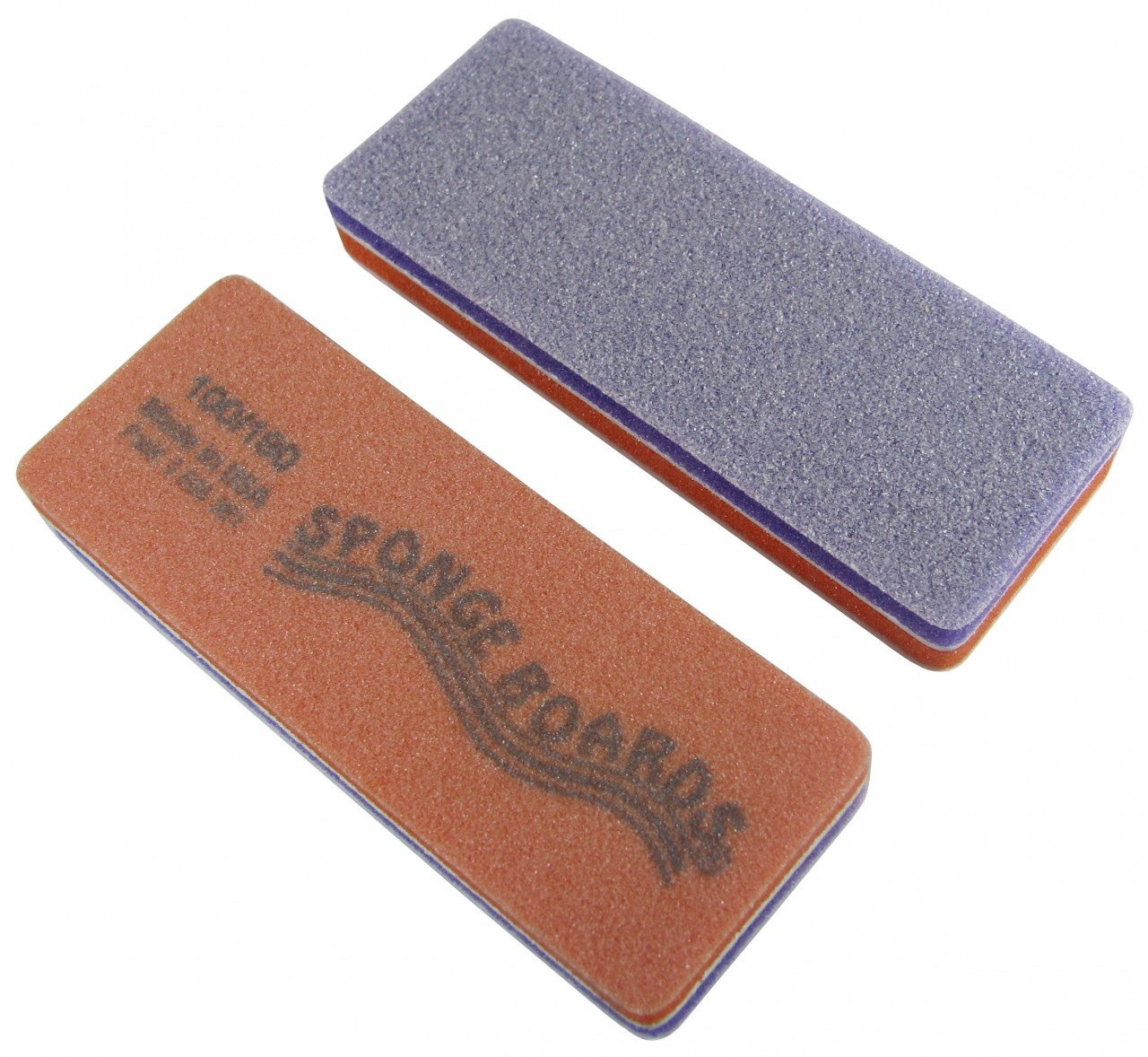 Nail Expert Sponge Board Mini 100/180 12ks