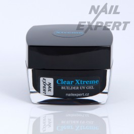 CLEAR XTREME modelovací UV gel 40ml