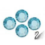 Swarovski Rhinestone-Světle modrá